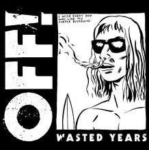 Disco de Vinil Off! Wasted Years