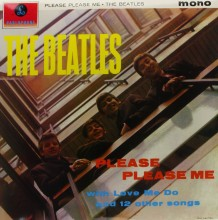 Disco de Vinil Beatles Please Please Me Mono