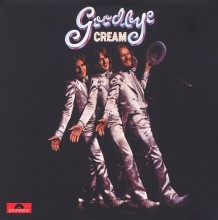 Disco de Vinil Cream Goodbye