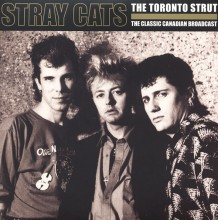 Disco de Vinil Stray Cats The Toronto Strut: The Classic Canadian Broadcast