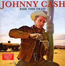 Disco de Vinil Johnny Cash - Ride This Train