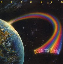 Disco de Vinil Rainbow - Down The Earth