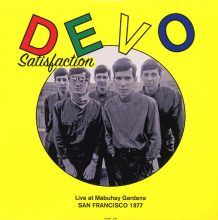 Disco de Vinil Devo - Satisfaction: Live At Mabuhay Gardens, San Francisco, 1977