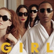 DISCO DE VINIL LP IMPORTADO NOVO PHARRELL WILLIAMS GIRL