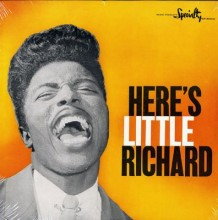 DISCO DE VINIL LP NOVO LITTLE RICHARD HERE'S LITTLE RICHARD