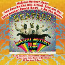 Disco de Vinil The Beatles Magical Mystery Tour Mono
