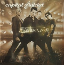 DISCO DE VINIL LP CAPITAL INICIAL SATURNO