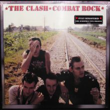 DISCO DE VINIL NOVO THE CLASH COMBAT ROCK 180G LP