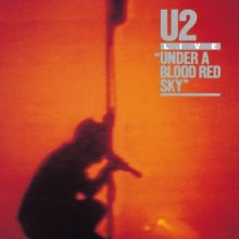 DISCO DE VINIL NOVO U2 - LIVE UNDER A BLOOD RED SKY 180GR