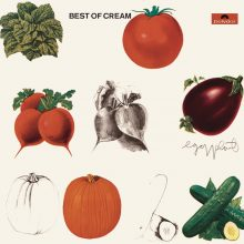 Disco de Vinil LP Novo Best of Cream