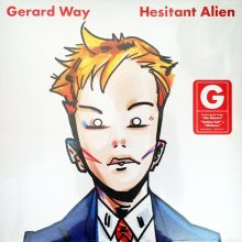 DISCO DE VINIL LP NOVO GERARD WAY HESITANT ALIEN