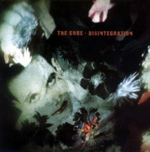 NOVO - DISCO DE VINIL LP THE CURE - DISINTEGRATION