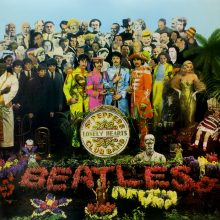 Disco de Vinil The Beatles Sgt. Pepper's Lonely Hearts Club Band