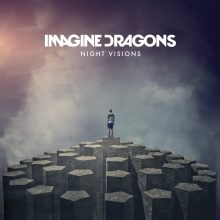 Disco de vinil Imagine Dragons Night Visions