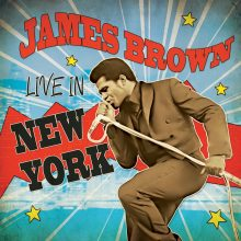 Disco de Vinil James Brown Live In New York