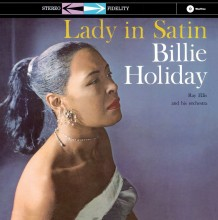 Disco de Vinil Billie Holiday Lady in Satin