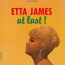 Disco de vinil LP Novo Etta James At Last!