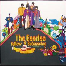 Disco de vinil The Beatles Yellow Submarine