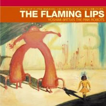 Disco de Vinil The Flaming Lips Yoshimi Battles the Pink Robots