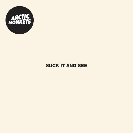 Disco de Vinil Arctic Monkeys Suck It & See