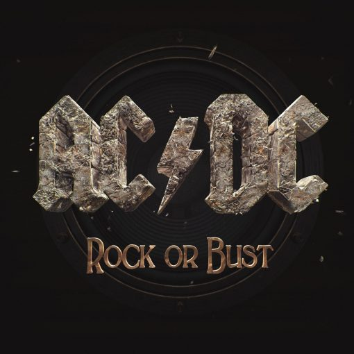 Disco de Vinil AC/DC Rock or Bust