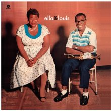 Disco de Vinil Ella Fitzgerald And Louis Armstron
