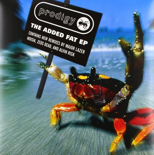 Disco de Vinil The Prodigy The Added Fat EP