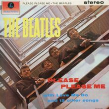 Disco de Vinil Beatles Please Please Me Stereo
