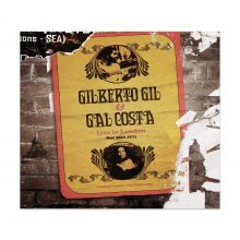 Disco de Vinil Gilberto Gil & Gal Costa Live In London´71 Triplo