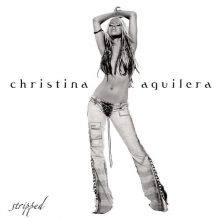Disco de Vinil Christina Aguilera Stripped