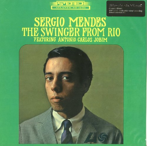 Disco de Vinil Sergio Mendes Swinger From Rio