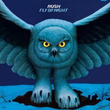 Disco de Vinil Rush Fly By Night