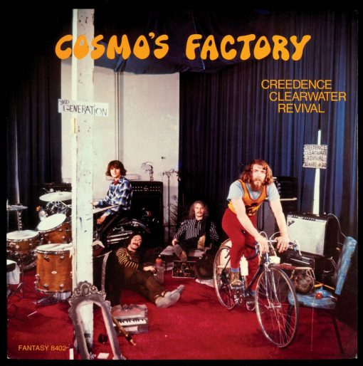 Disco de Vinil Creedence Clearwater Revival Cosmo's Factory