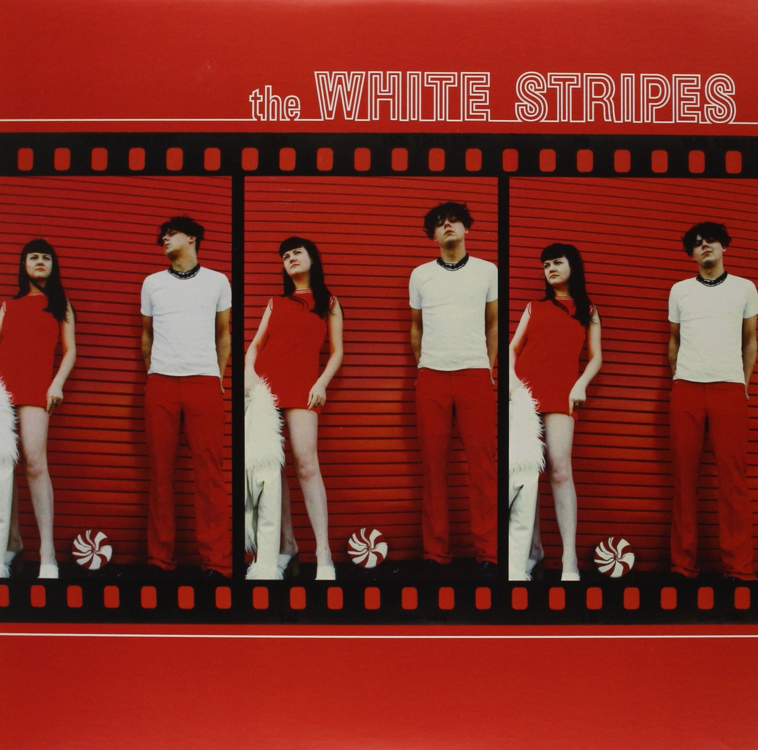 The White Stripes The White Stripes