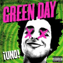 Disco de Vinil Green Day ¡Uno!