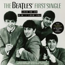 Disco de Vinil The Beatles First Single: Love Me Do / Ps I Love You
