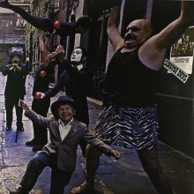 Disco de Vinil The Doors Strange Days