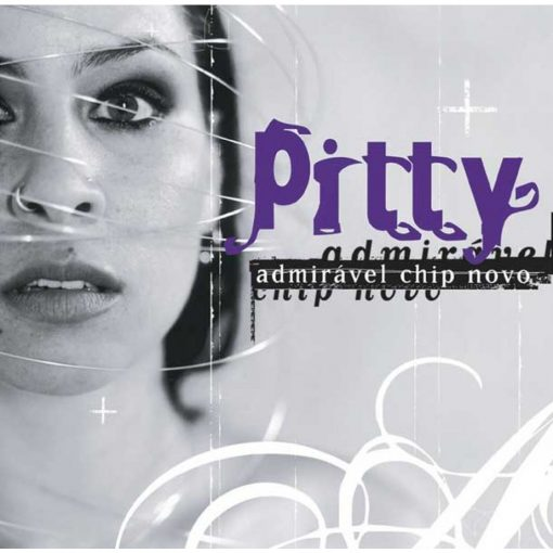 Disco de Vinil Pitty - Admirável Chip Novo - Especial 10 Anos