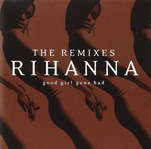 Disco de Vinil Rihanna ‎Good Girl Gone Bad: The Remixes
