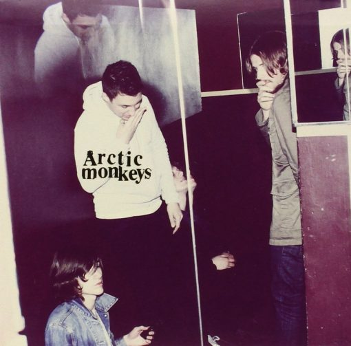 Disco de Vinil Arctic Monkeys Humbug