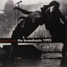 Disco de Vinil Pearl Jam The Broadcasts 1992