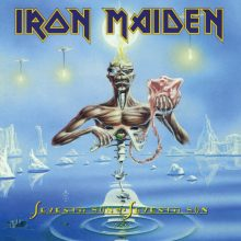 Disco de Vinil Iron Maiden Seventh Son Of A Seventh Son