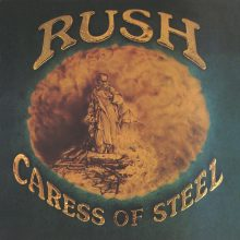 Disco de Vinil Rush Caress Of Steel