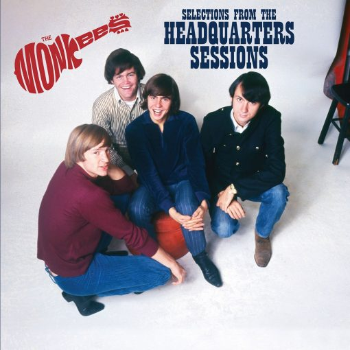 Disco de Vinil The Monkees Selections From The Headquarters Sessions