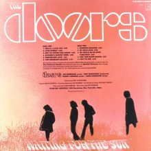 Disco de Vinil The Doors Waiting for the Sun