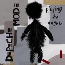 Disco de Vinil Depeche Mode ‎Playing The Angel