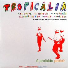 Disco de Vinil Tropicália A Brazilian Revolution In Sound Duplo