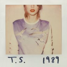 Disco de Vinil Taylor Swift 1989