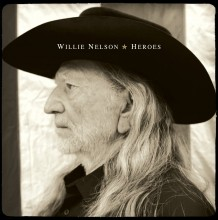 Disco de Vinil Willie Nelson ‎Heroes