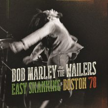 Disco de Vinil Bob Marley Easy Skanking in Boston 78